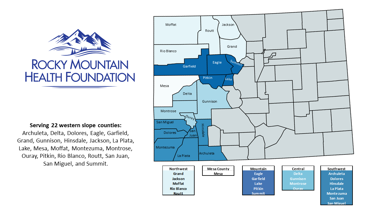 Funded Projects – Rocky Mountain Health Foundation